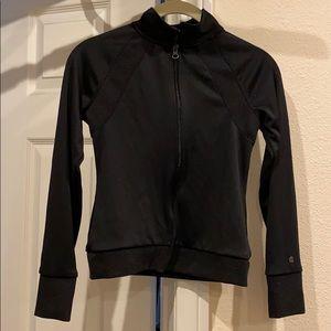 Girl's zip up jacket